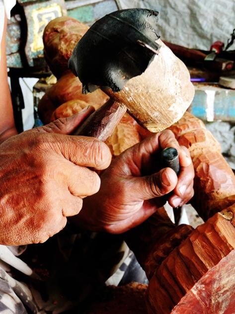 tallar la madera